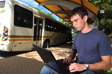 Com milhares de acessos por dia, site criado por bruno ajuda usuários a se guiar em Porto Alegre-Tadeu Vilani/Agencia RBS