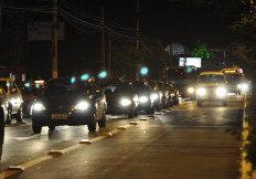 Fora dos horários de liberação, motoristas estão sujeitos a multa ao utilizar o corredor da Sertório-Lívia Stumpf/Especial