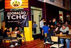 Shaddocks Gospel Pub, em Santo Ângelo, é opção para quem quer curtir uma noite mais calma, ao som de música gospel-Luís Fernando Belmonte, Especial