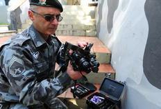 Sargento Torbes treinará policiais do Bope para ações em lugares de baixa luminosidade-Ronaldo Bernardi/Agencia RBS