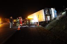 Polícia irá investigar causas do acidente, assim como suposto mal súbito do motorista-Felipe Nyland/Especial