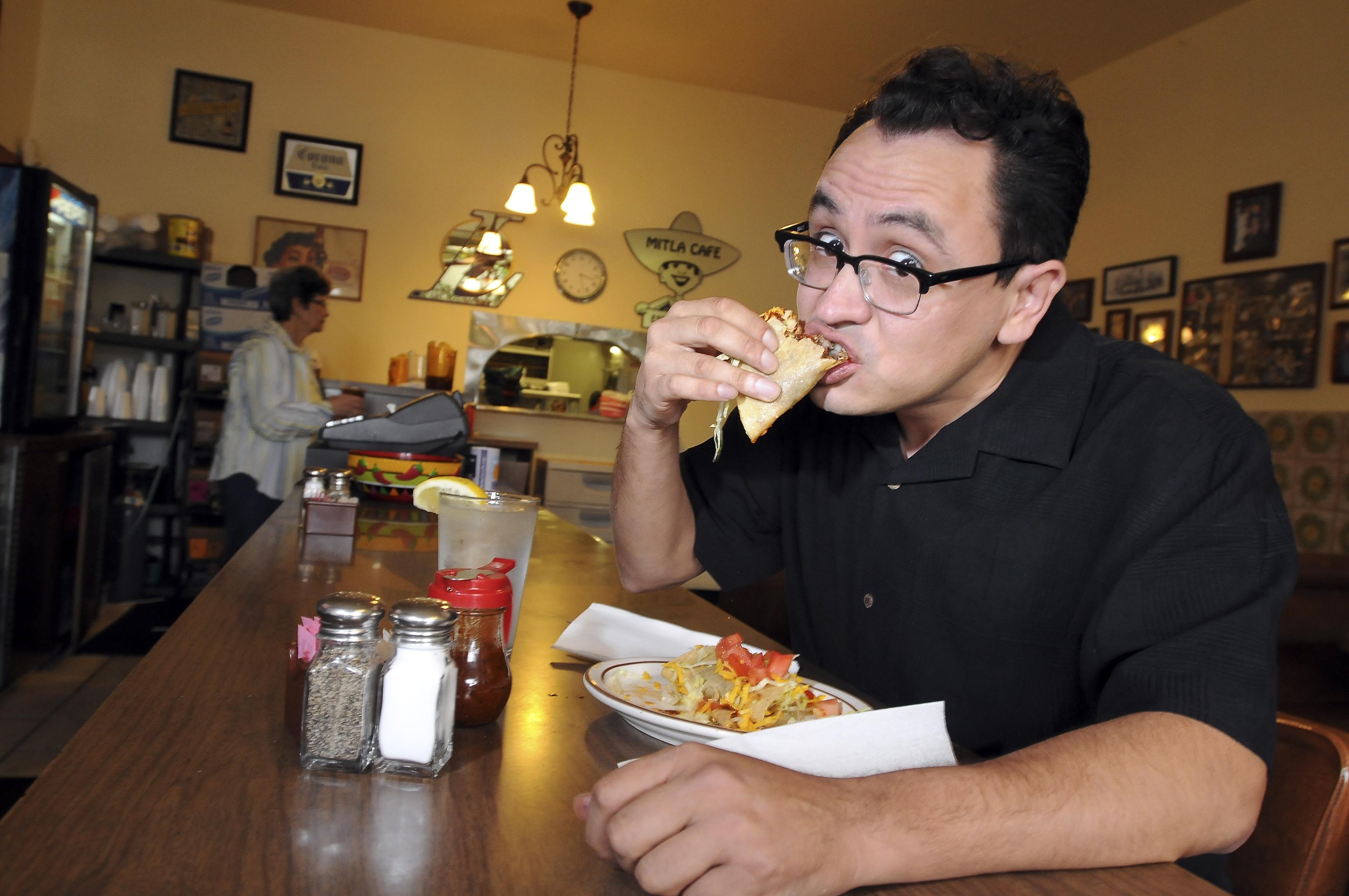 De onde veio a comida mexicana gastr zero hora for Autentica mexican cuisine