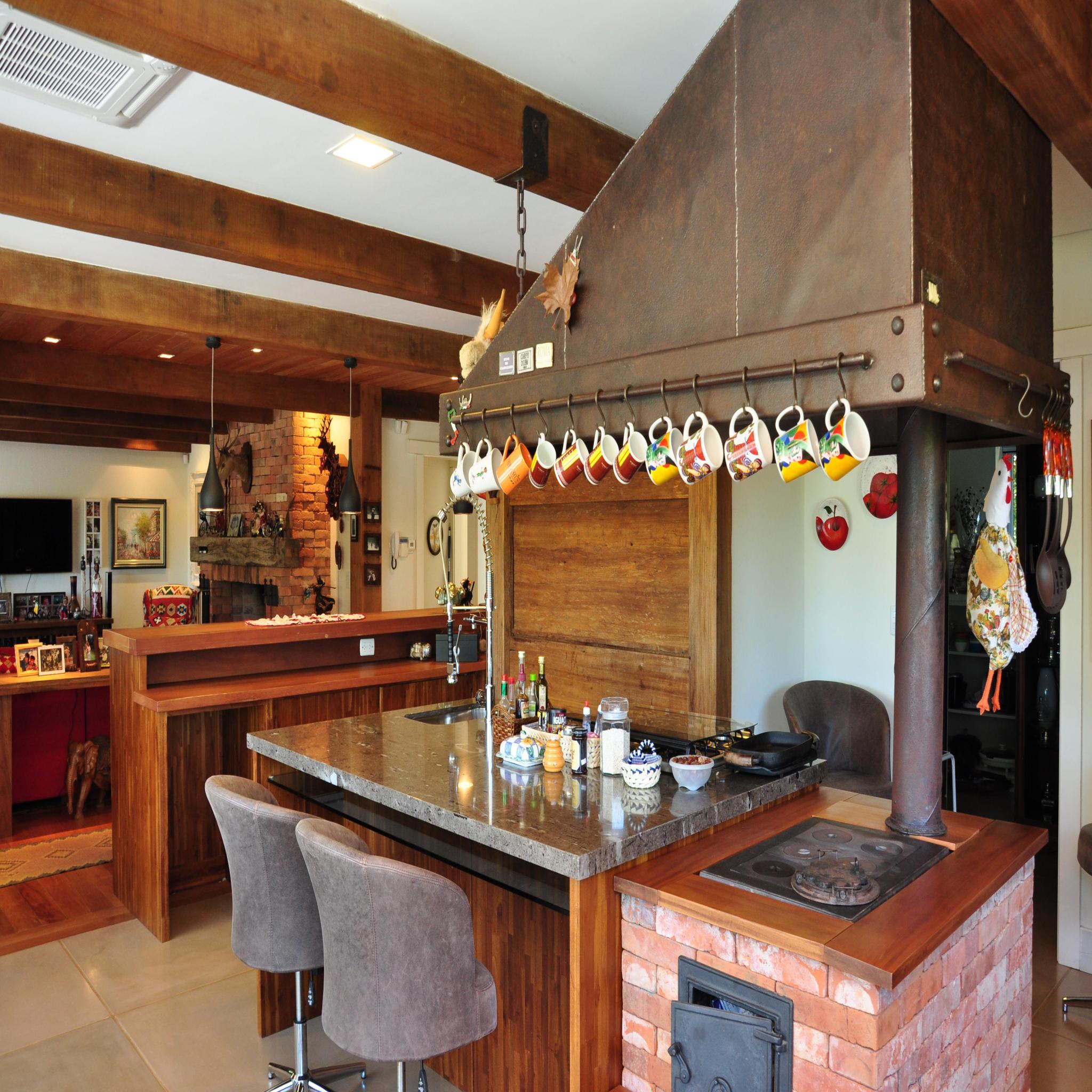 Cozinha Planejada Area Externa Beyato Com V Rios Desenhos Sobre
