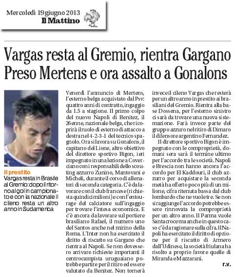 Vargas permanecerá emprestado ao Grêmio