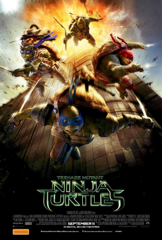 as tartarugas ninja As Tartarugas Ninja Torrent   Legendado (2014)