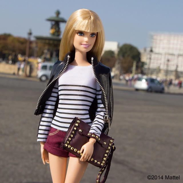 Perfil Da Boneca Barbie Faz Sucesso Na Internet Not Cias