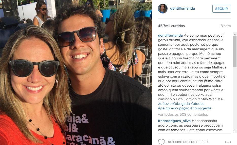 É Melhor Ser Gentil Do Que Ter Razão: Fernanda Gentil Se Separa Do Marido, Afirma Jornal