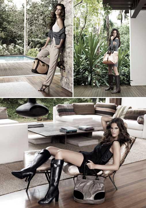 b519bcb833fcd A modelo, mundialmente conhecida por desfilar pela Victoria s Secret Angels  entre 2005 e 2008, foi fotografada por Valério Trabanco na praia do Guarujá.