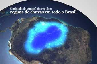 Resultado de imagem para chuvas da amazonia mundo