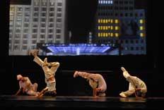 Hip Hop e dança de rua na abertura do 27ª Festival de Dança de Joinville